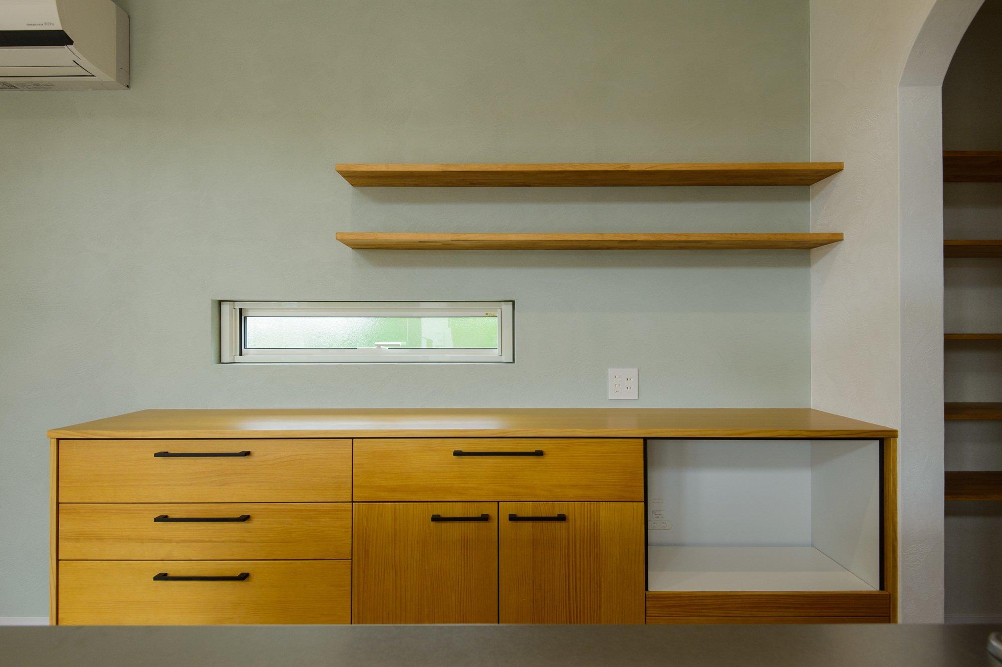 抜き差しするキッチン家電は動線を考慮する