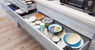 いまどきのキッチン収納、おすすめのアイデアは?