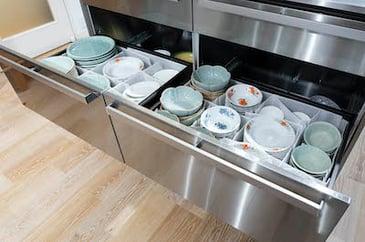 料理のプロが選んだステンレスキッチン。居心地のよさの秘密とは?フォトギャラリー