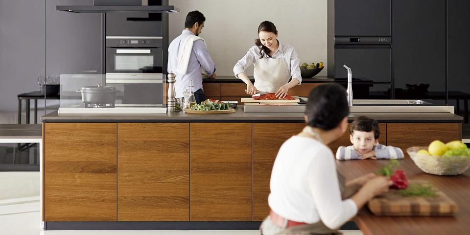 キッチンとライフスタイル