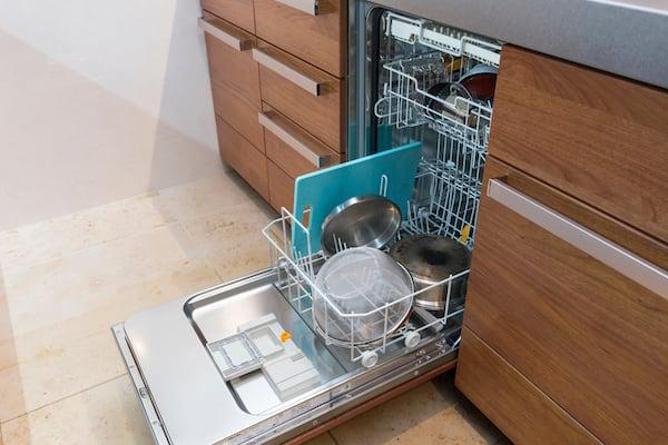 やっぱり、食器洗い乾燥機はフロントオープンがいい!