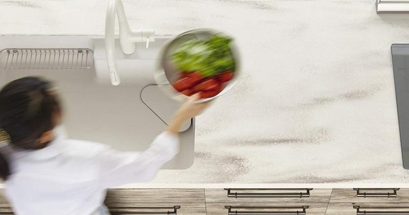 キッチンのワークトップ、使いやすい高さと素材とは? サムネイル画像