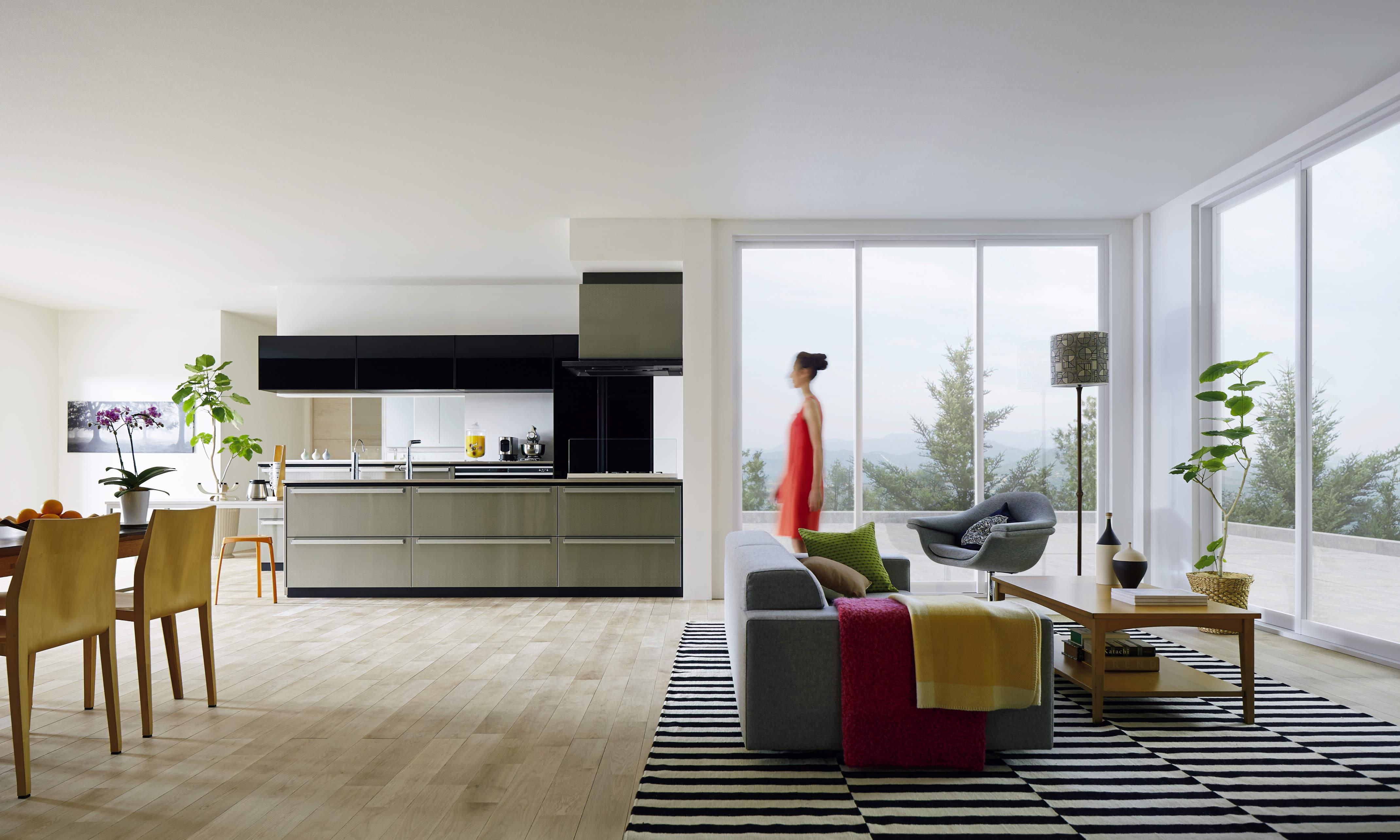 北欧テイストのスタイリッシュな隠れ家空間 サムネイル画像