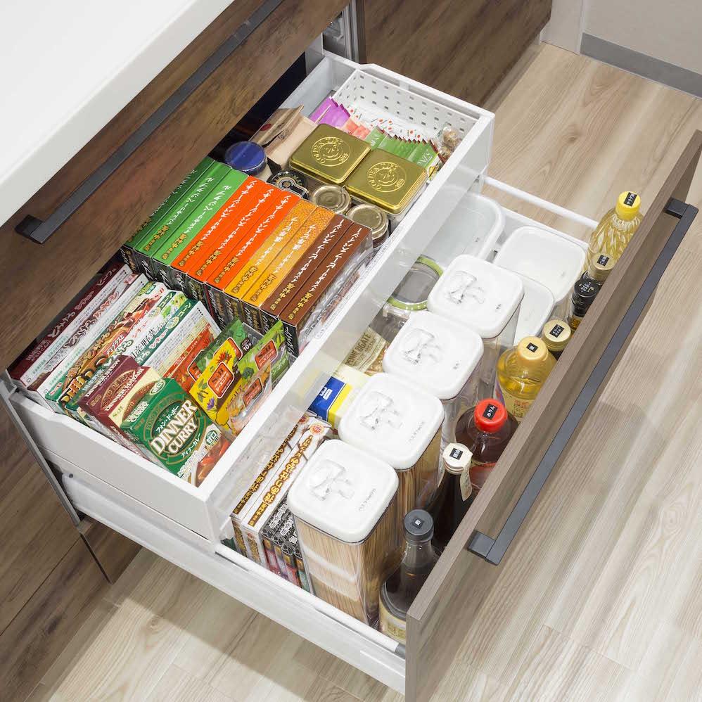 「いつもすっきり!」がかなう、キッチンの整理収納の考え方