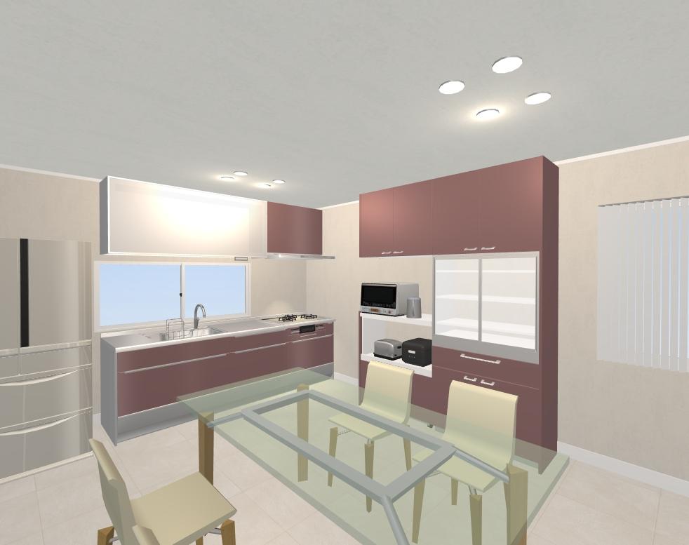 快適なキッチンの決め手は動線と収納!動きやすく使いやすいレイアウトのポイント サムネイル画像