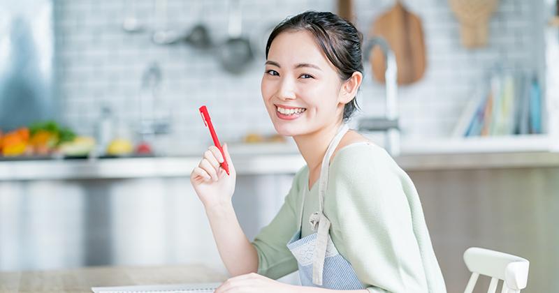 理想の暮らしはキッチンから!リフォーム計画をはじめよう【キッチンリフォームNOTE活用法】 サムネイル画像