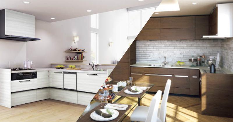 L型キッチンが人気の理由!魅力から費用の目安・事例までご紹介 サムネイル画像
