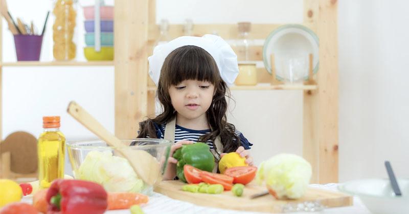 中食派?作り置き派? ラク家事を叶えるキッチン収納アイデア