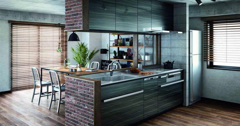 匠の技光るこだわりのキッチン『CENTRO』×インテリア サムネイル画像