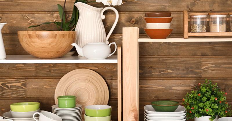シンク下、吊戸棚…キッチンの場所別収納アイデア5選 サムネイル画像